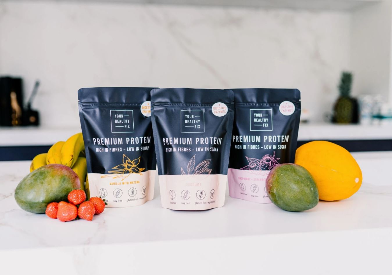 Waarom je best voor plantaardige proteïnepoeders kiest