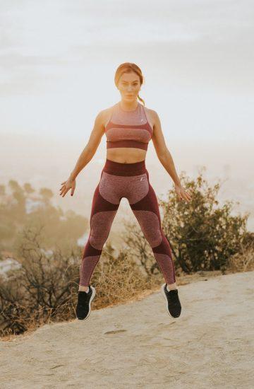 sportief bewegen
